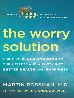 cover image of The Worry Solution