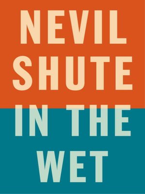 cover image of In the Wet