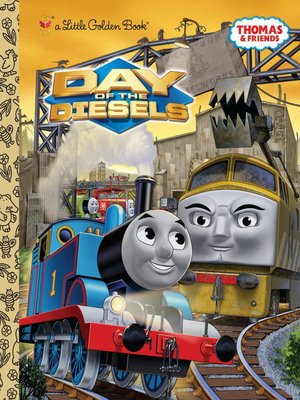 cover image of Day of the Diesels (Thomas & Friends)