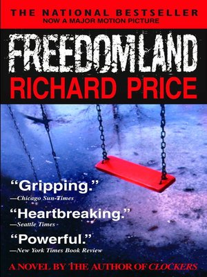 cover image of Freedomland