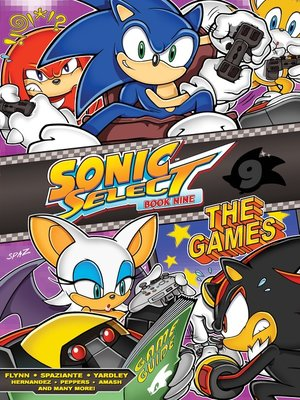 cover image of Sonic Select, Book 9