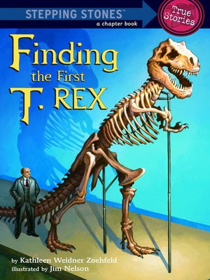 cover image of Finding the First T. Rex