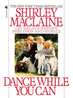 cover image of Dance While You Can