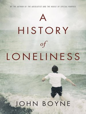 cover image of A History of Loneliness