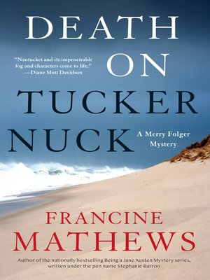 Death on Tuckernuck Book Cover
