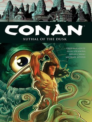 cover image of Conan, Volume 19