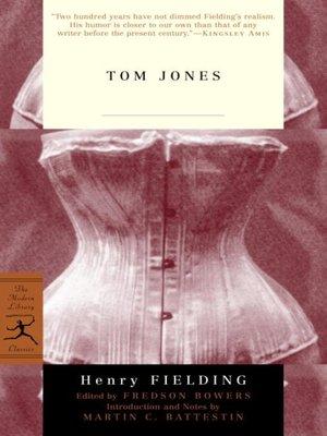 cover image of Tom Jones
