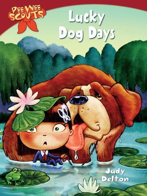 cover image of Lucky Dog Days