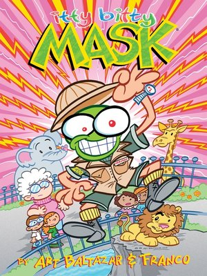 cover image of Itty Bitty Mask