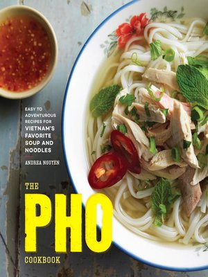 cover image of The Pho Cookbook