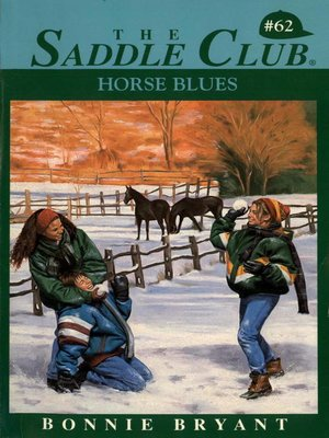 cover image of Horse Blues