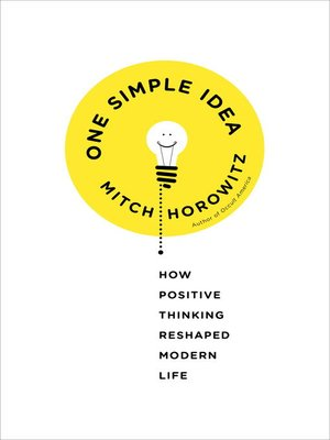cover image of One Simple Idea