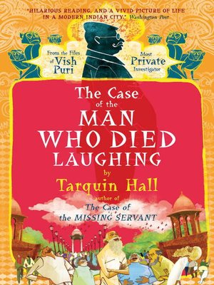 cover image of The Case of the Man Who Died Laughing