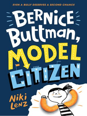 cover image of Bernice Buttman, Model Citizen