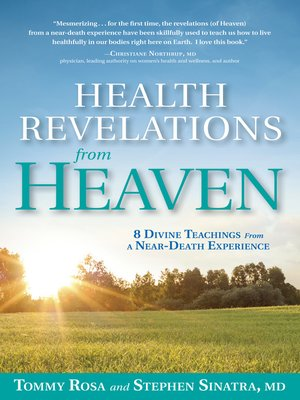 cover image of Health Revelations from Heaven