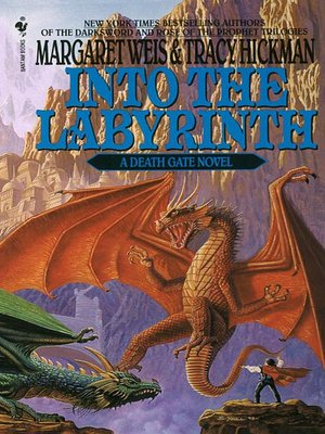 cover image of Into the Labyrinth