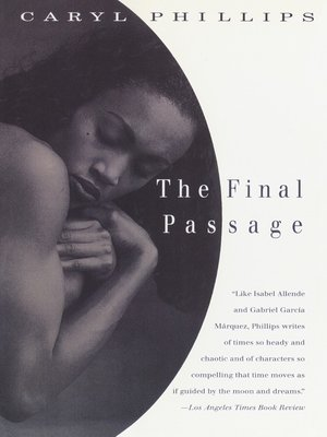 cover image of The Final Passage