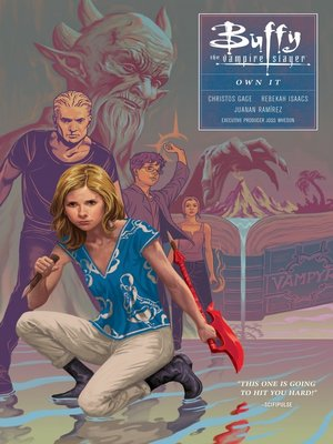cover image of Buffy: Season Ten, Volume 6