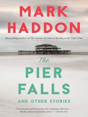 cover image of The Pier Falls
