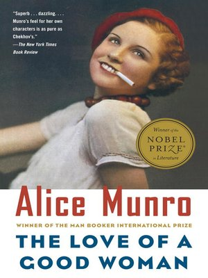 cover image of The Love of a Good Woman