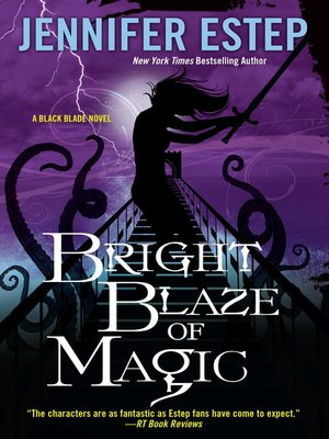 cover image of Bright Blaze of Magic