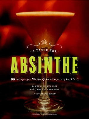 cover image of A Taste for Absinthe