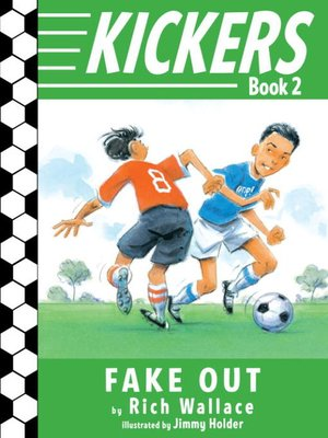 cover image of Fake Out