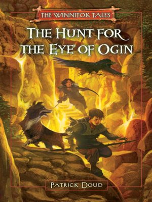 cover image of The Hunt for the Eye of Ogin