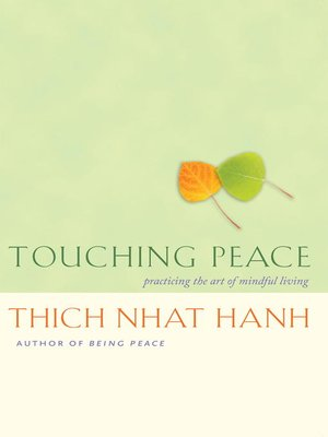 cover image of Touching Peace