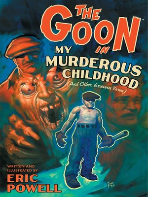cover image of The Goon, Volume 2