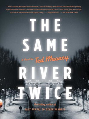 cover image of The Same River Twice