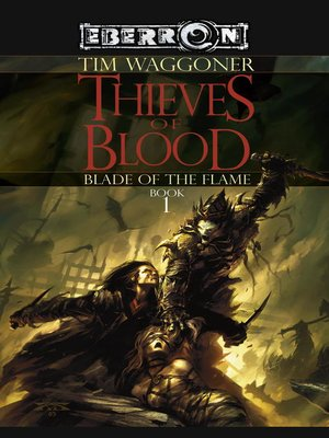 cover image of The Thieves of Blood