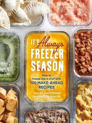 cover image of It's Always Freezer Season