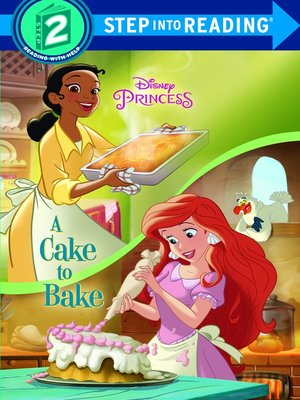 cover image of A Cake to Bake