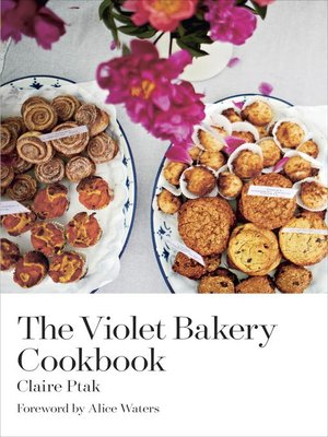 cover image of The Violet Bakery Cookbook