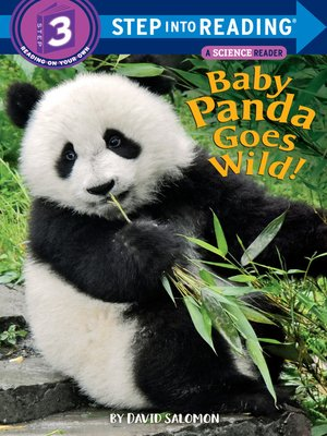 cover image of Baby Panda Goes Wild!