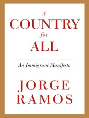 cover image of A Country for All