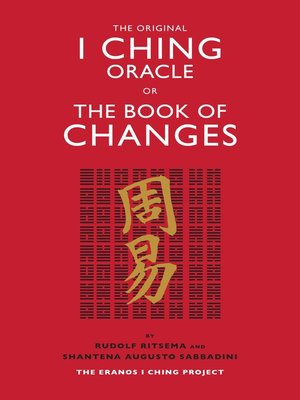 cover image of The Original I Ching Oracle or the Book of Changes