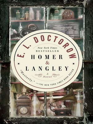 cover image of Homer & Langley