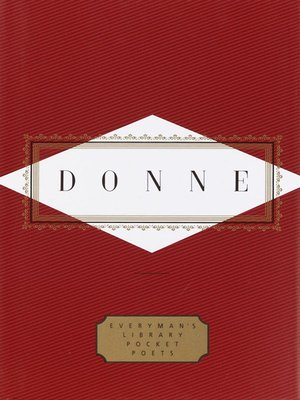 cover image of Donne