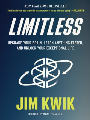 Limitless: Upgrade Your Brain, Learn Anything Faster, and Unlock Your Exceptional Life Book Cover