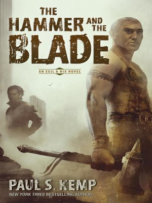 cover image of The Hammer and the Blade