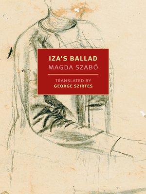 cover image of Iza's Ballad