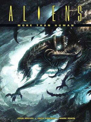 cover image of Aliens: More Than Human