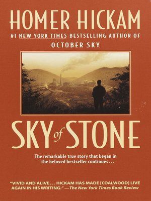 cover image of Sky of Stone
