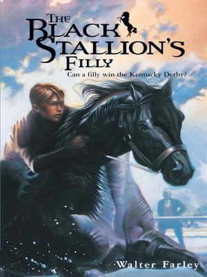 cover image of The Black Stallion's Filly