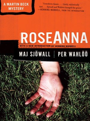 cover image of Roseanna