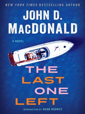 cover image of The Last One Left