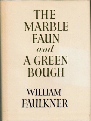 cover image of Marble Faun & Green Bough