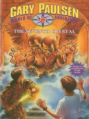 cover image of The Seventh Crystal